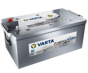 Nowoczesne rozwiązanie dla flot. Akumulator VARTA PROMOTIVE AGM.