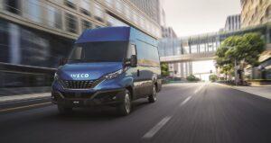 Na jakie konfiguracje dostawczego Iveco decydują się klienci?