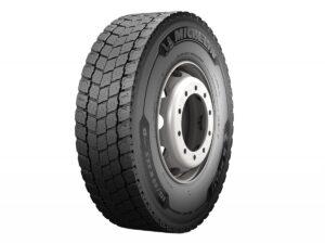 Nowy rozmiar opony Michelin X Multi Energy