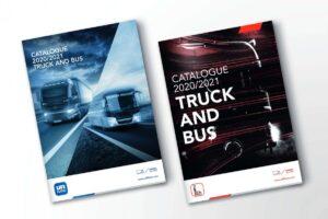 Nowe katalogi UFI i SOFIMA dla pojazdów ciężarowych