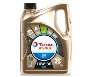 Total Rubia TIR 8900 FE 10W-30 – nowy olej do pojazdów ciężarowych