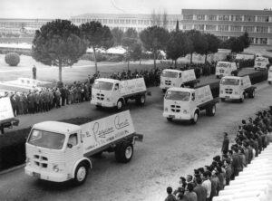 IVECO świętuje 75‑lecie historycznej marki Pegaso