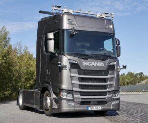Scania testuje autonomiczne ciężarówki na autostradzie w Szwecji