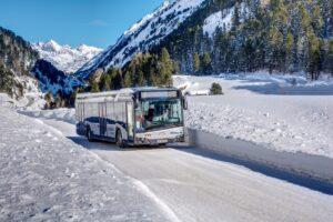 Solaris dostarczy 182 autobusy do Austrii