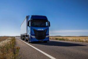 IVECO zawarło współpracę ws. rozwoju autonomicznych ciężarówek