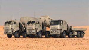 DAF otrzymał duże zamówienie od belgijskich sił zbrojnych