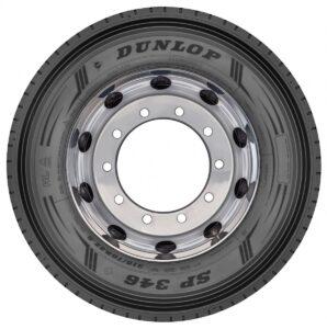 Nowa opona Dunlop SP346+ na oś kierowaną