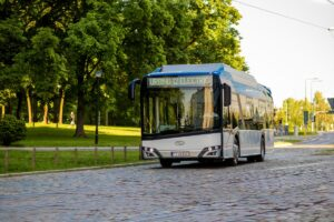 Pierwsze elektryczne Solarisy narynku czeskim