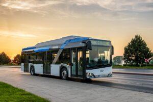 Opole inwestuje welektryczne Solarisy