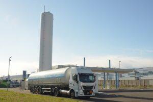 Otwarto stacje tankowania biometanu we Włoszech
