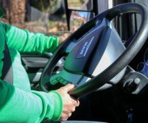 Pracodawcy apelują o zniesienie testów dla kierowców na granicach