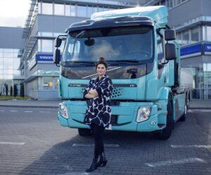 """""""Mamy wiele zapytań o pojazdy elektryczne"""" – wywiad z Małgorzatą Kulis z Volvo Trucks Polska"""