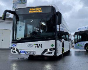 Solaris rozpoczął dostawy Urbino hydrogen do Kolonii