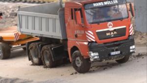 Takimi ciężarówkami można jeździć cały dzień [FILM]