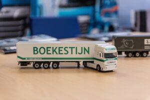 DAF dostarczy 150 ciągników XF firmie Boekestijn Transport