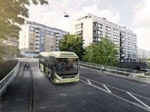 Volvo dostarczy 64 autobusy hybrydowe dla Belgii