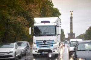 Producenci ciężarówek i ekolodzy łączą siły…