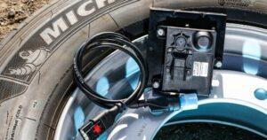 Michelin QuickScan oraz Connected Air Pressure – nowatorska technologia dla flot transportowych