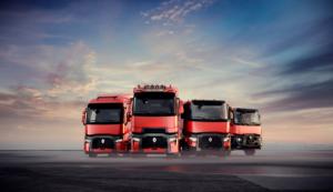 Ewolucja Renault Trucks T, T HIGH, C i K 2021