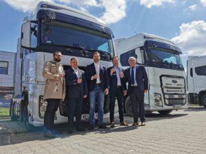 Intertransport nowym dealerem Ford Truck Polska