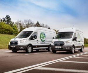 Ford zapowiada europejski program testowy elektrycznego E-Transit