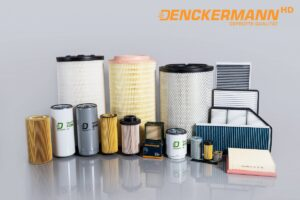 Filtry Denckermann HD do samochodów ciężarowych