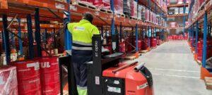 FM Logistic rozpoczyna nowy kontrakt z firmą Motul w Hiszpanii