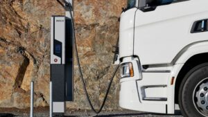 Kopenhaga wybrała elektryczne śmieciarki Scania