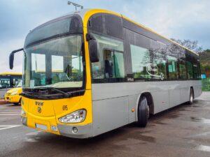 MICHELIN X Incity EV Z – pierwsza gama opon Michelin do autobusów elektrycznych