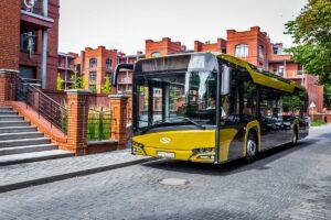 Do Barcelony pojadą hybrydowe Solarisy