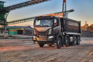 Iveco zaprezentowało terenową ciężarówkę T-WAY