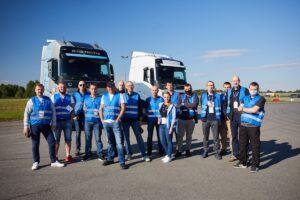 Szósta edycja Profesjonalnych Kierowców ruszyła z nowymi szkoleniami