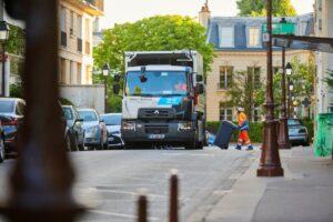Elektryczne pojazdy Renault Trucks D ZE Wide dla Suez