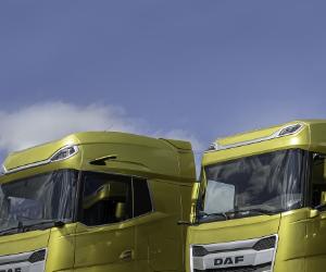 DAF zaprezentował nową generację XF oraz modele XG i XG+