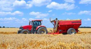 Maszyny rolnicze też potrzebują porządnych opon