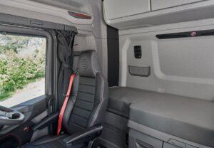 Nowe, długie kabiny w ofercie Scania