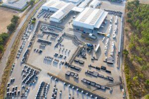 Europejska fabryka FUSO Daimler Trucks zmierza do osiągnięcia neutralnego bilansu CO2 w produkcji od 2022 r.