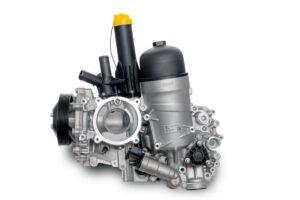 Moduł filtracji oleju Hengst w amerykańskich ciężarówkach Daimler