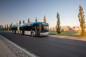Lublin ponownie wybiera elektryczne Solarisy