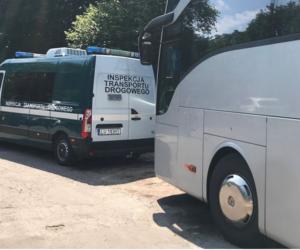 ITD kontroluje autobusy wycieczkowe. Oto rezultaty.