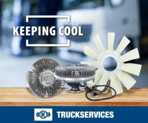 Sprzęgła wentylatora od Knorr-Bremse TruckServices