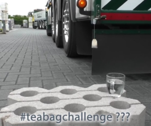 Zaparzanie herbaty ciężarówką to nowy trend w Internecie