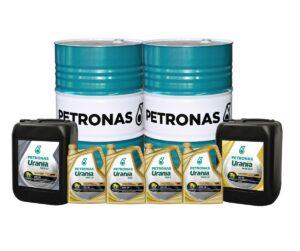 PETRONAS Urania – mistrzowska gama olejów zapewniająca pojazdom ciężarowym moc na lata