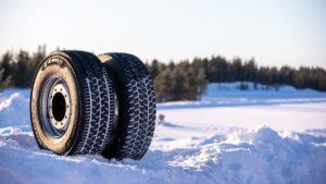 Nowa zimowa opona ciężarowa Michelin X Multi Grip