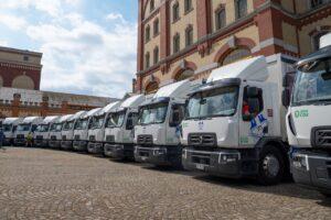 20 elektrycznych Renault Trucks dla Carlsberg