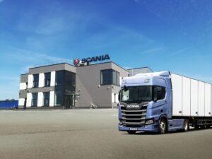 Scania otwiera nowy serwis w Rzeszowie