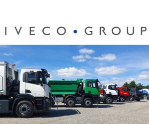 Nowa nazwa i logo IVECO Group
