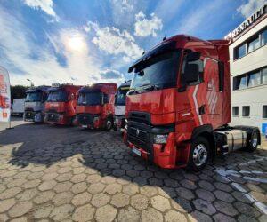 Finał Renault Trucks Optifuel Challenge 2021 – relacja
