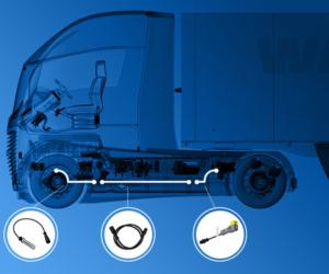 Nowość na rynku wtórnym: Modułowe czujniki ABS WABCO – zorientowane na klienta, oszczędzające zasoby i efektywne kosztowo