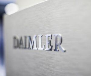 Wydzielenie Daimler Truck i zmiana nazwy firmy Daimler AG
